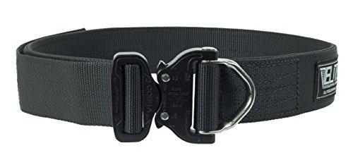 eLITe Survival Systemen Cobra Rigger Belt mit D Ring Schnalle M schwarz -