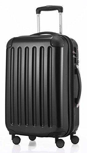 41JVoN772PL - Hauptstadtkoffer Juego de maletas, negro (Negro) - 82780004