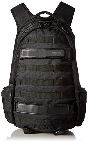 Nike SB RPM Herren Rucksack, Herren, Negro (Black/Black/Blk), Einheitsgröße (Laptop Nike Rucksack)