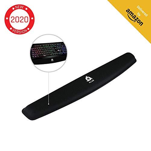 KLIM Keyboard Handballenauflage - 2019 Release - Premium Qualität - Verhindert Sehnenscheidenentzündungen - Maximaler Komfort