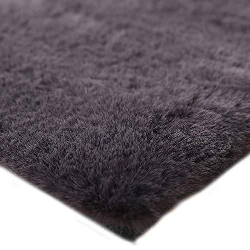 he Flauschige Wohnzimmer Teppiche, rutschfeste langhaarige Schlafzimmer Teppich Yoga Matte Kinder Spielmatte 7 Farbe optional (Farbe: # 2, Größe: 120 \u0026 Times; 180cm ()