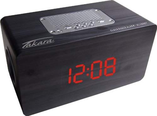 Takara KL100BT Radio/Radio-réveil MP3 Port USB