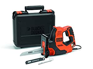 BLACK+DECKER RS890K-QS Sega Multifunzione Scorpion Autoselect, 500 W