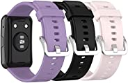 TenCloud Bands Compatible with Huawei Watch Fit Smartwatch Men Women Wristband for Watch Fit Band