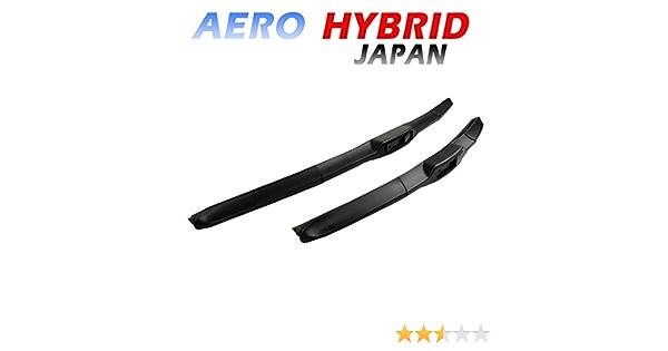 Aero Hybrid Japan 550 475 Scheibenwischer Black Line Edition Auto