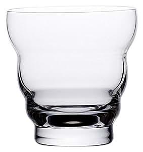 "Bohemia Cristal 093 006 049 Becher ca. 330 ml aus Kalk-Natron-Glas 6er Set ""Cottage"""