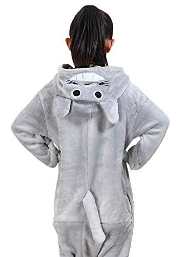 (KSFJV Tier WOW Cosplay Kostüm,mein Nachbar Totoro,115cm)