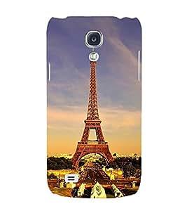 FUSON Eiffel Tower Paris Wonder 3D Hard Polycarbonate Designer Back Case Cover for Samsung Galaxy S4 Mini I9195I :: Samsung I9190 Galaxy S4 Mini :: Samsung I9190 Galaxy S Iv Mini :: Samsung I9190 Galaxy S4 Mini Duos :: Samsung Galaxy S4 Mini Plus