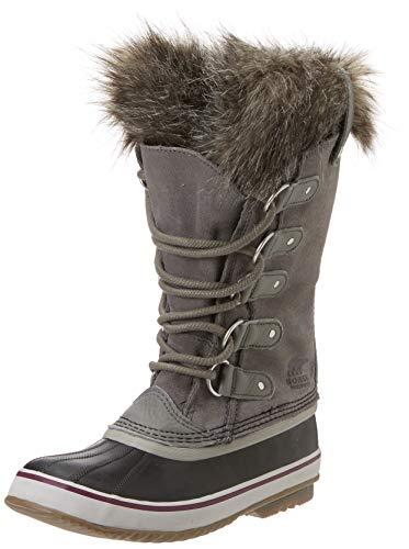 Sorel Damen Joan of Arctic Stiefel, grau (quarry)/schwarz, Größe: 39 Extreme Cold Weather Boot