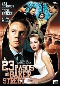 À vingt-trois pas du mystère / 23 Paces to Baker Street ( Twenty Three Paces to Baker Street ) [ Origine Espagnole, Sans Langue Francaise ]