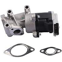 MOSTPLUS Válvula EGR de recirculación de gas de escape lado derecho para LR006994 2.7 HDI 407
