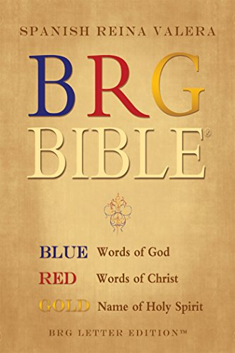 Brg Bible  Spanish Reina Valera por BRG Bible Ministries