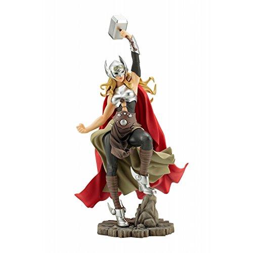Kotobukiya KMK198 - Estatua de Thor Bishoujo (Escala...
