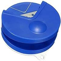 Sharplace Cortador de Papel de Esquina Redonda Herramienta para Artesania Scrapbooking de Plàstico Fàcil Usar
