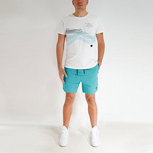 "DEPARTED Fashion Shirt ""3707-020"" Weiß"