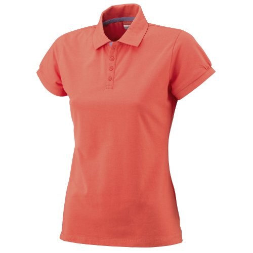 Columbia splendid summer polo fonctionnel pour femme Orange - Zing