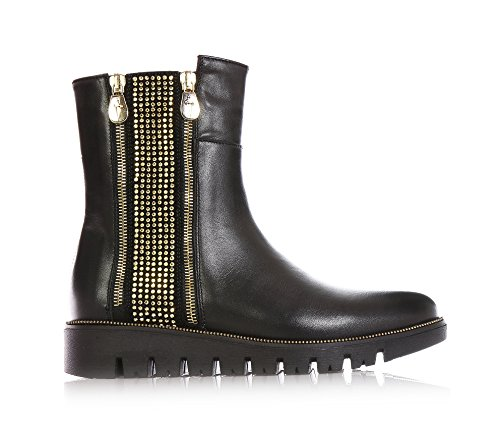 cesare-paciotti-girls-boots-black-size-uk-15