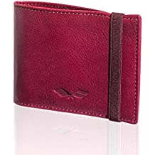 Antonio Banderas Design ANTONIO BANDERAS Cartera de hombre color burgundy