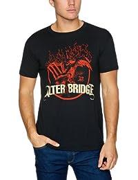 Loud Distribution - T-shirt Homme - Alter Bridge-Flames