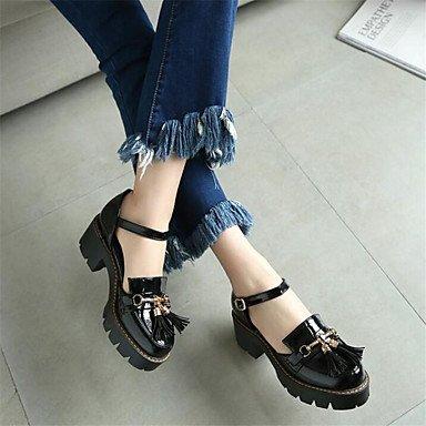 Rtry Femmes Sneakers Confort Pu Printemps Informel Toile Confort Blanc Plaque Us6.5-7 / Eu37 / Uk4.5-5 / Cn37