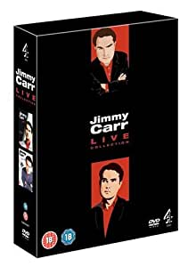 Jimmy Carr: Live Collection [DVD]