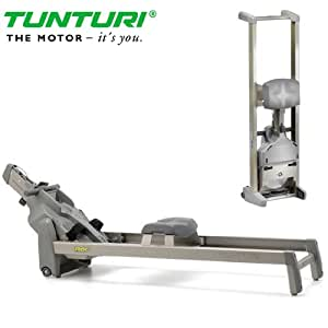 Tunturi R60 Rowing Machine Compact Folding Design 12