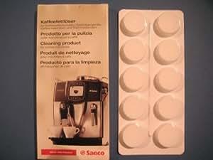 SAECO - TABLETTES DE DEGRAISSAGE PAR 10 SAECO - 324002500