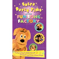 Fun Song Factory: Extra Party Time At The Fun Song Factory