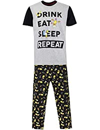 71a820c1c0 Simpsons Pijama para Hombre Homer