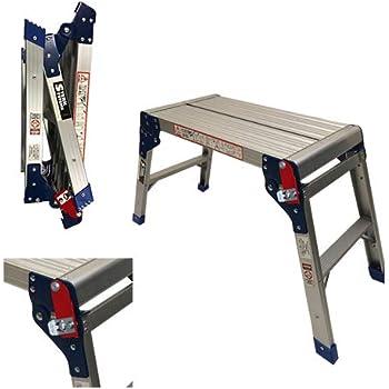 Silverline 640000 Step Up Work Platform 150kg Capacity
