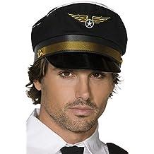 SMIFFYS Smiffy s Cappello da Pilota 6b4d3b44d673