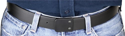 Maxpedition Gear 15044BO Size: 44 Liger??? Gun Belt with Black Composite Construction, Black Buckle & Black Finish Rivets