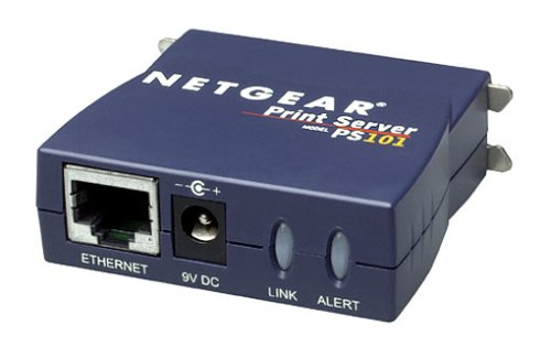 NETGEAR Mini-Print-Server Print Server Mini PS101