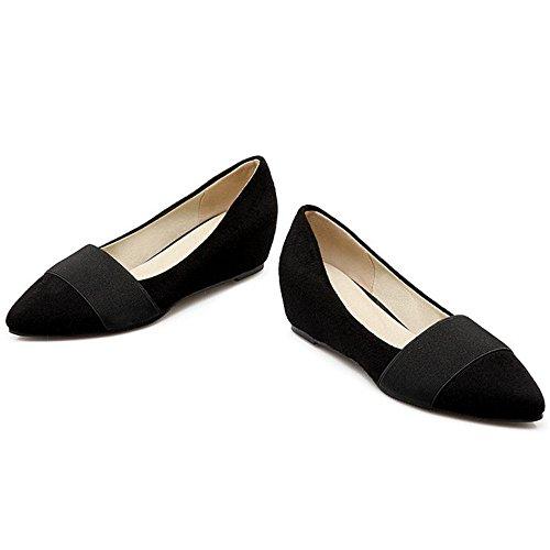 Coolcept Femmes Compensees Escarpins Black