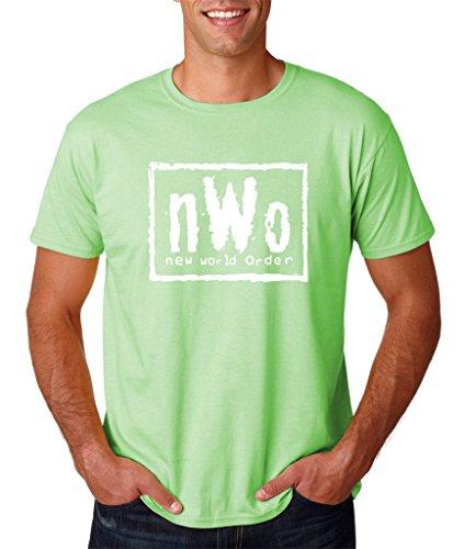 Daataadirect  Herren T-Shirt Mintgrün