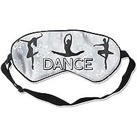 Dance 99% Eyeshade Blinders Sleeping Eye Patch Eye Mask Blindfold For Travel Insomnia Meditation preisvergleich bei billige-tabletten.eu
