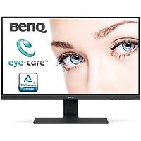 BenQ GW2780 Monitor LED Eye-Care da 27 Pollici, Full HD 1920 x 1080, IPS, Sensore Brightness Intelligence, Low Blue Light, Flicker-Free, HDMI