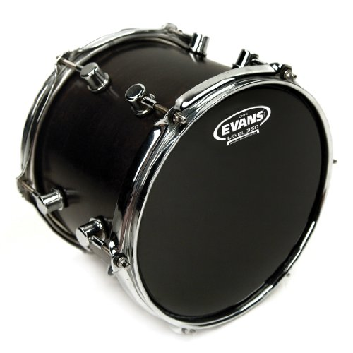 evans-b13onx2-onyx-13-inch-tom-snare-drum-head