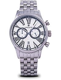 Reloj Lancaster Italy - Hombre OLA0672MB/SS/BN