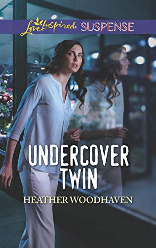 Undercover Twin (Mills & Boon Love Inspired Suspense) (Twins Separated at Birth, Book 1) (English Edition) -