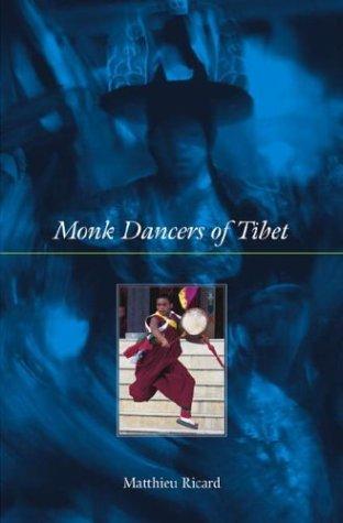 Monk Dancers of Tibet por Matthieu Ricard