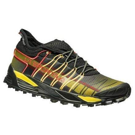 La Sportiva Mutant Mountain Trail Running 26W Black Yellow