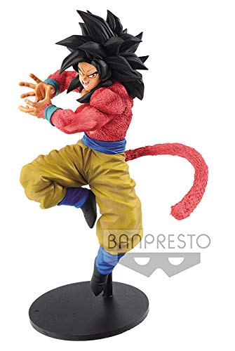 Banpresto - Dragon Ball GT Statue, Gift Idea, Doll, Multicolor (82517
