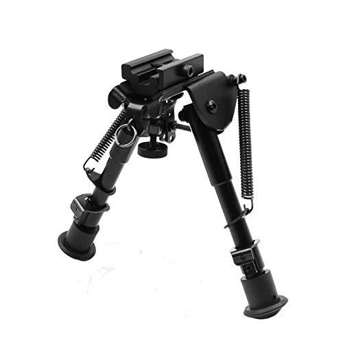 VDSY 15,2-22,9 cm verstellbare Feder Harris Bipod ausziehbar Taktische Bipod Metall Stil Schlinge Drehgelenk -
