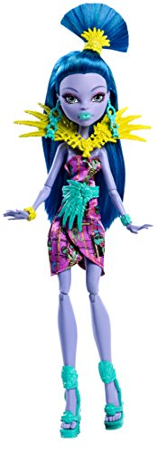 Monster High Ghouls' Getaway Jane Boolittle Doll by Mattel