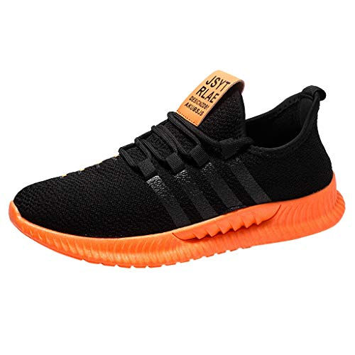 KERULA Sneakers, Fashion Men Sneakers Walking Casual Shoes Breathable Lace up Running All Star Comfy Mesh-Comfortable Work Low Top füR Damen & Herren