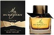BURBERRY My Black Gift Set For Women Edp 50 ml + Body Lotion 75 ml