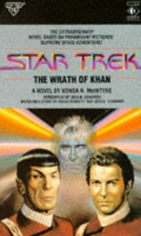 Cover of Star Trek II: The Wrath Of Khan (Star Trek)