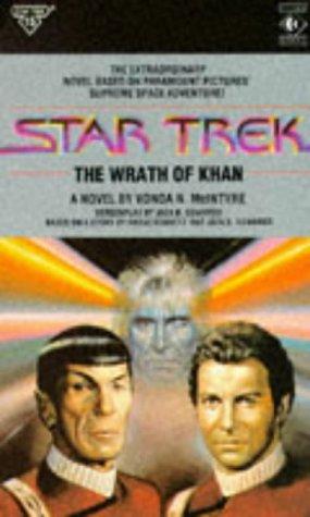 Cover of Star Trek II: The Wrath Of Khan (Star Trek)