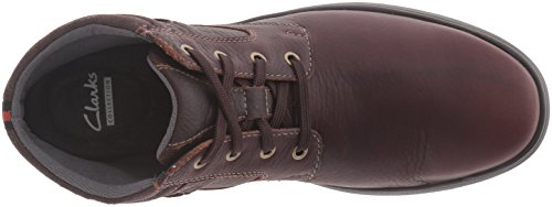 Clarks Mens Cotrell Rise Chukka Boot Brown Oily